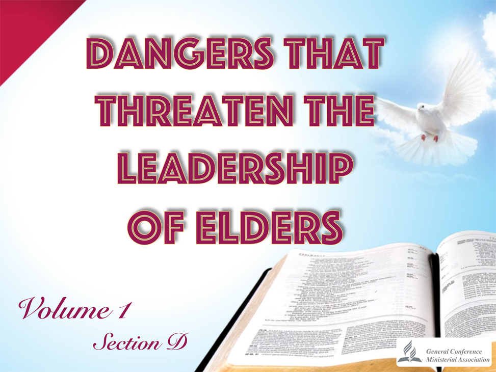 Elder's Digest | Leadership Training Course for Elders